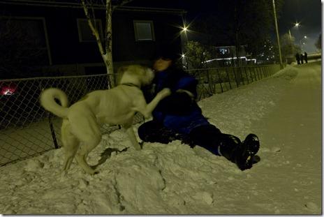 leker-i-sne